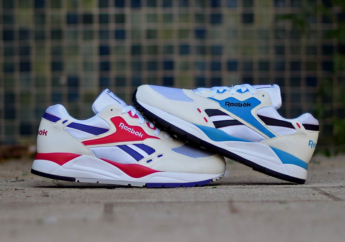 36a58f354c9e Reebok Brings Back the Bolton In Two Classic Colorways