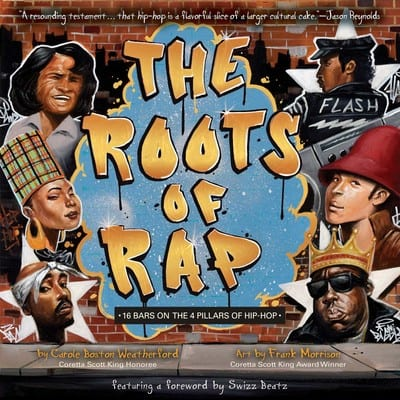 the roots of rap  lg