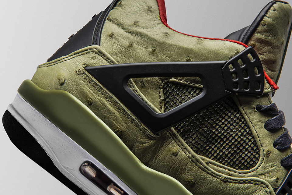 timeless design 8a8ee fa09f The Shoe Surgeon Puts His Own Spin on Travis Scott's Air ...