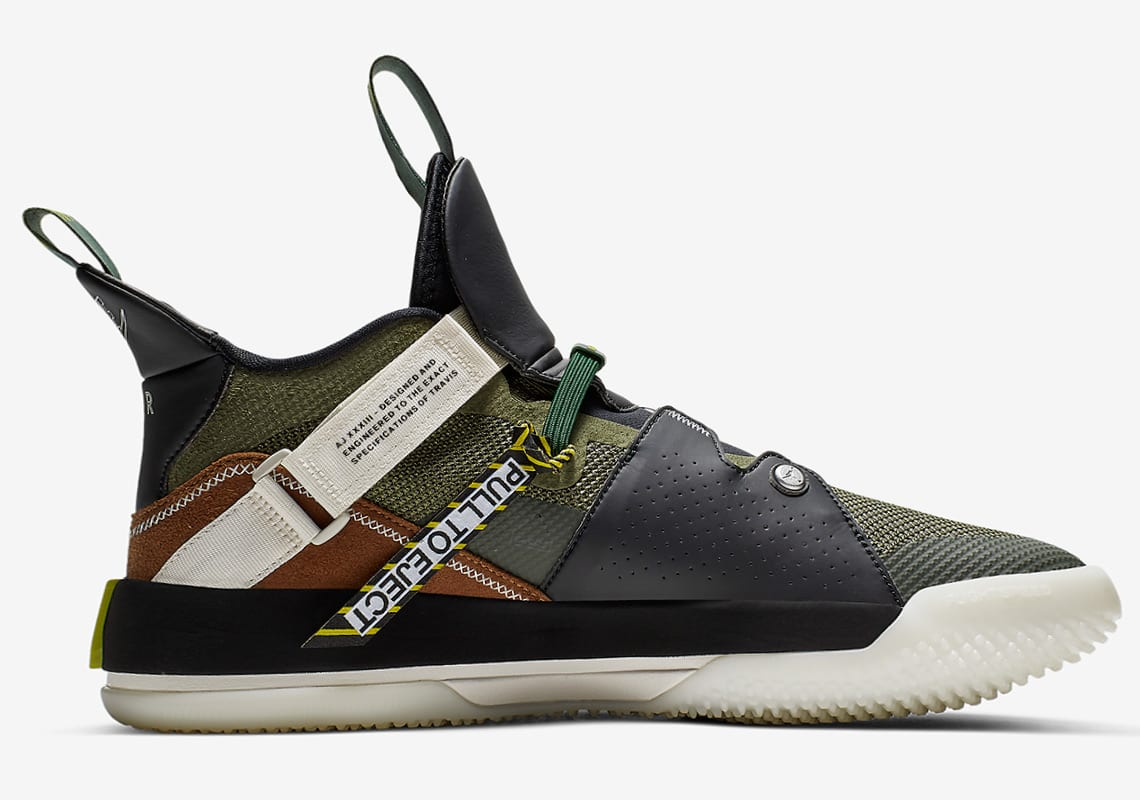 4d4dc4a7e53 Here's An Official Look at the Travis Scott x Air Jordan 33 | The Source
