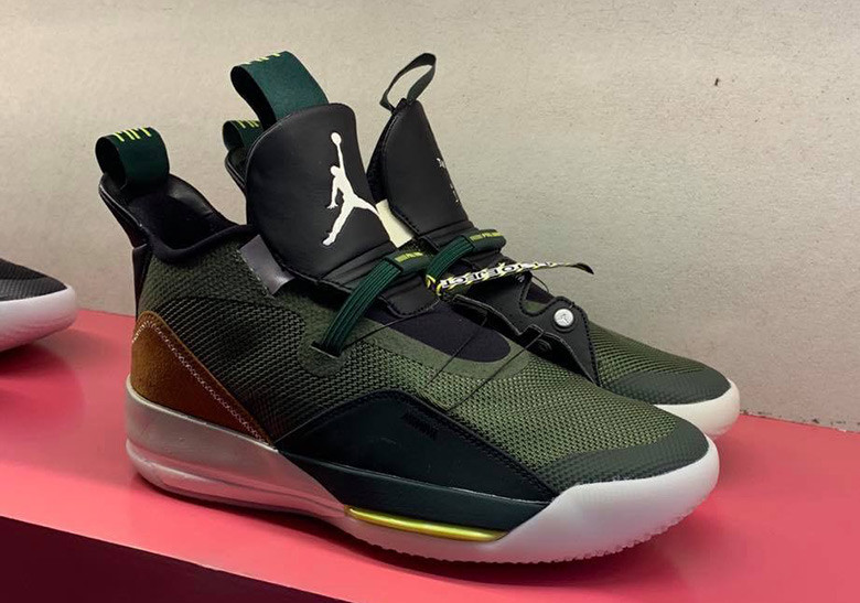 b33e89f06ddbaf Travis Scott Expected to Drop His Air Jordan 33 Collab Later This Month