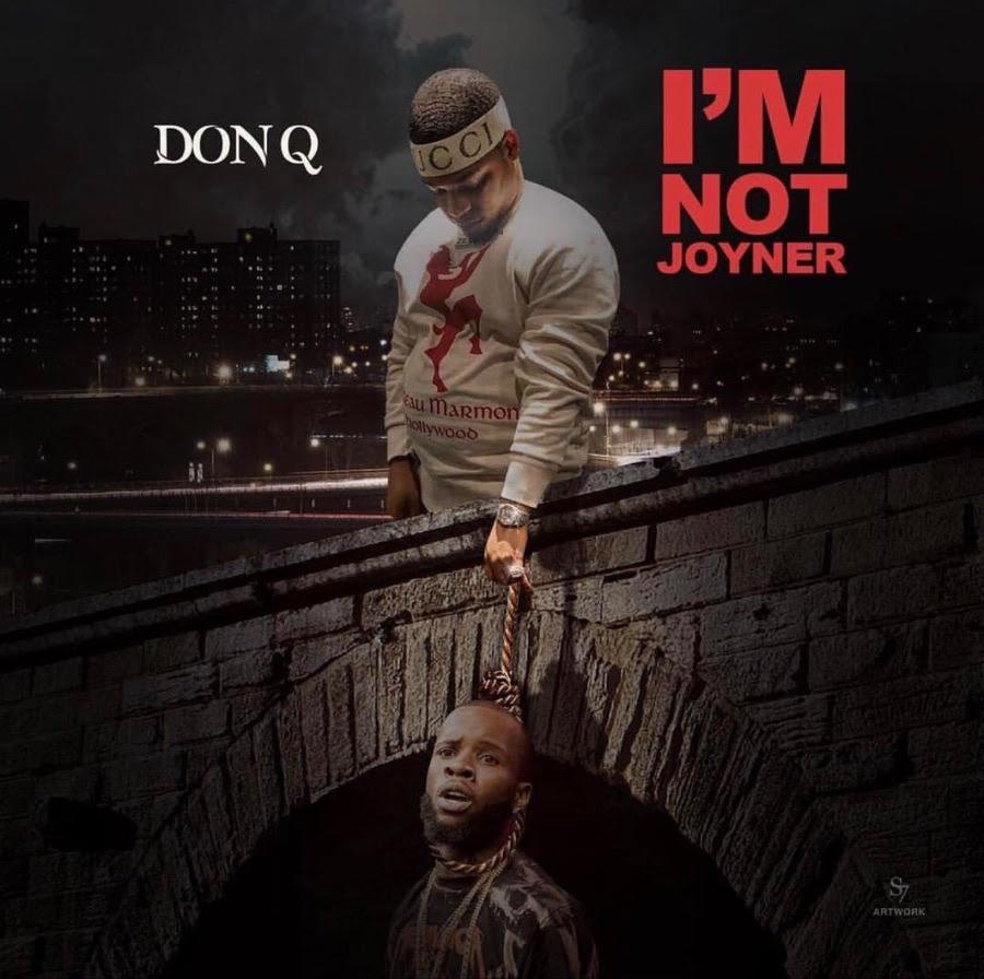 Don Q Releases Tory Lanez Diss Track 'I Am Not Joyner'
