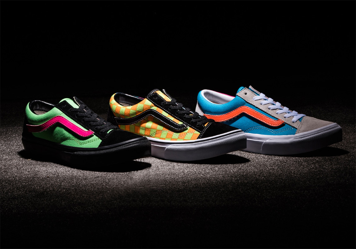 f2cde62283 Vans is Bringing Back the Style 36 Silhouette for a Neon-Inspired Pack  Arriving in 2019