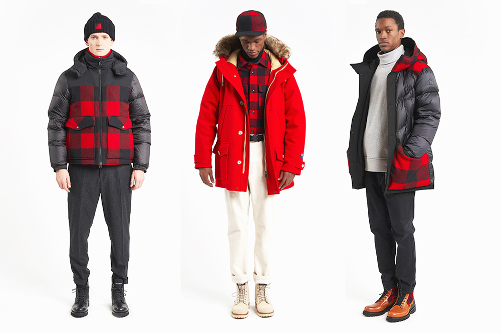 woolrich fw collection