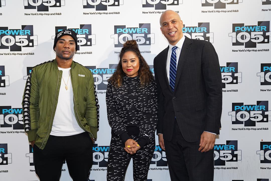 Senator Cory Booker Reveals He Has a Bae During Breakfast Club Interview