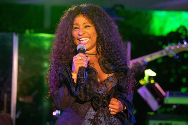 Chaka Khan Denies Sleeping With Rick James 'He Was Too Worn'