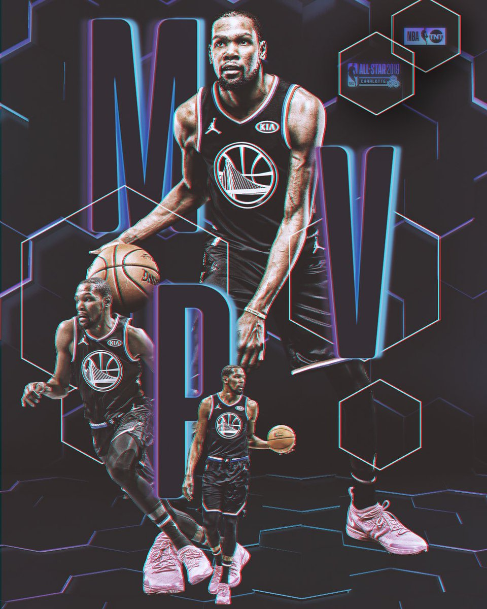 Kevin Durant's MVP Performance Leads Team LeBron Over Team ...
