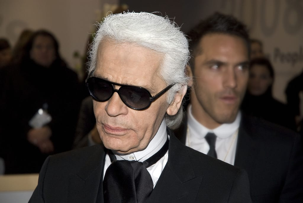 Legendary Fashion Designer Karl Lagerfeld Dead at 85
