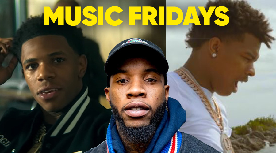 MUSIC FRIDAYS ART
