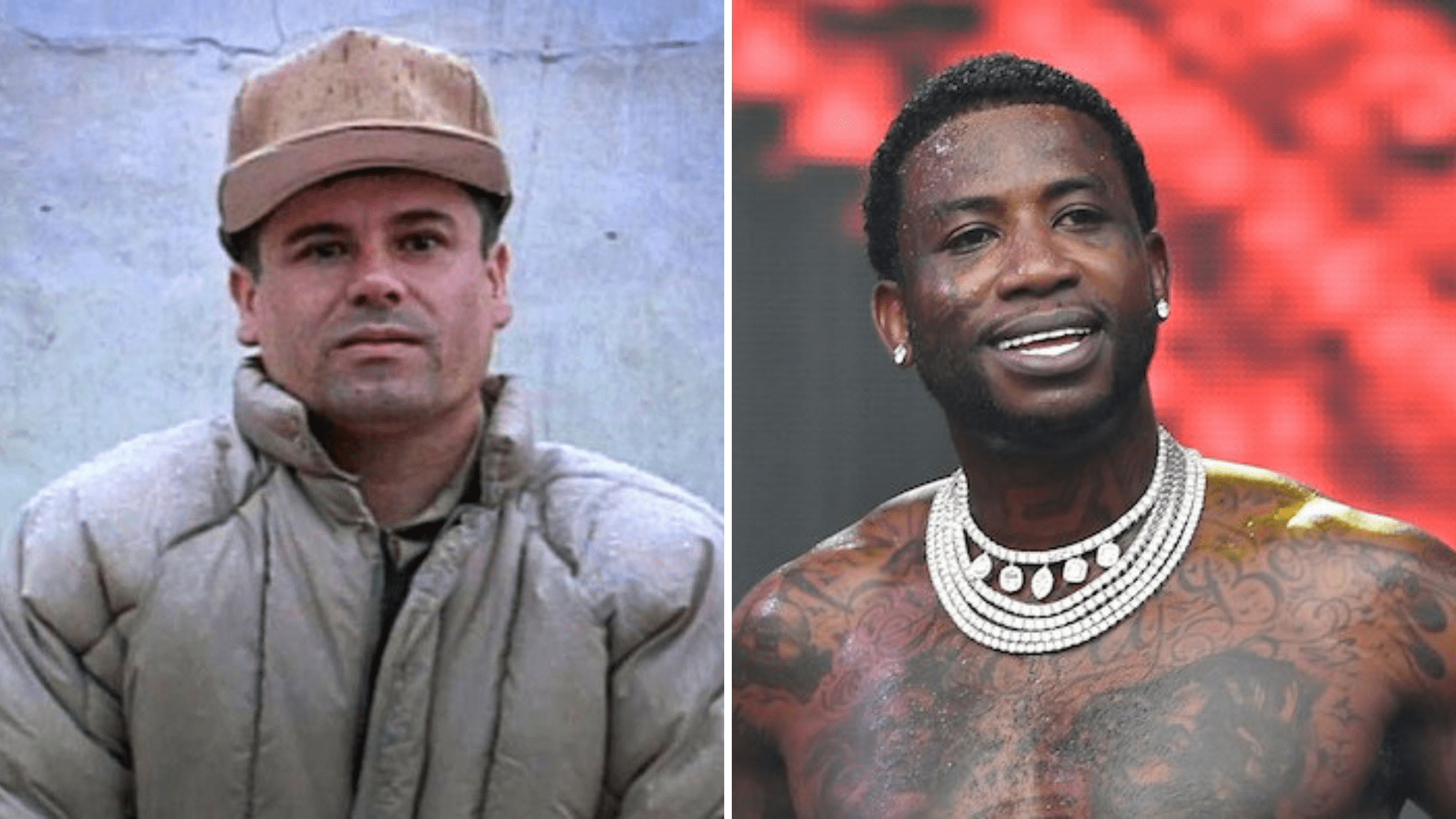 gucci mane wanted to be like el chapo  maybe not anymore