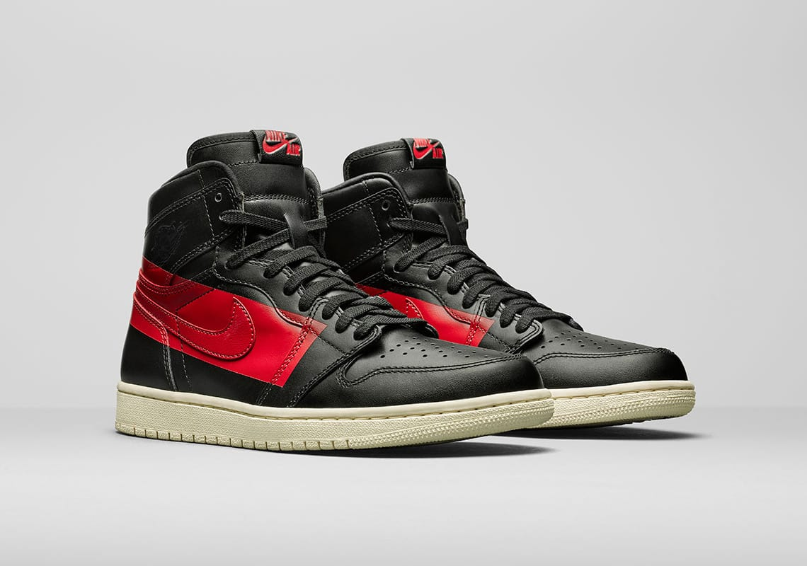 "on sale 9173f f37d7 Jordan Brand Goes High Fashion With a ""Couture"" AJ1 Colorway"