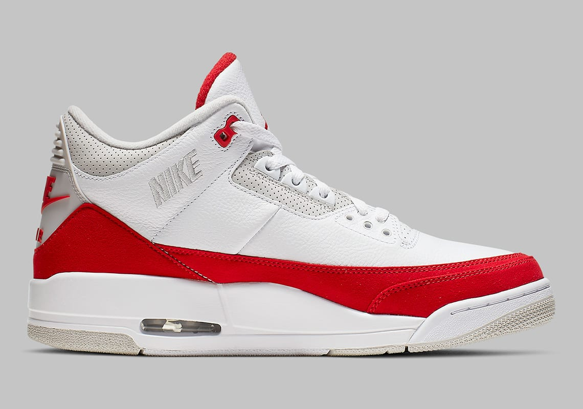 "the best attitude 77bdf 09028 Check for the Air Jordan 3 Tinker ""University Red"" to drop as a quickstrike  release on March 30 for  200 USD. Check out more pics below"