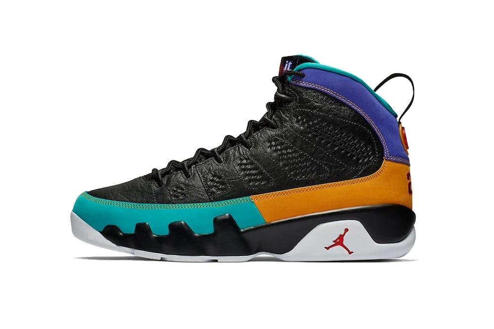 ddbece5f958215 Take a Look at the Air Jordan 9