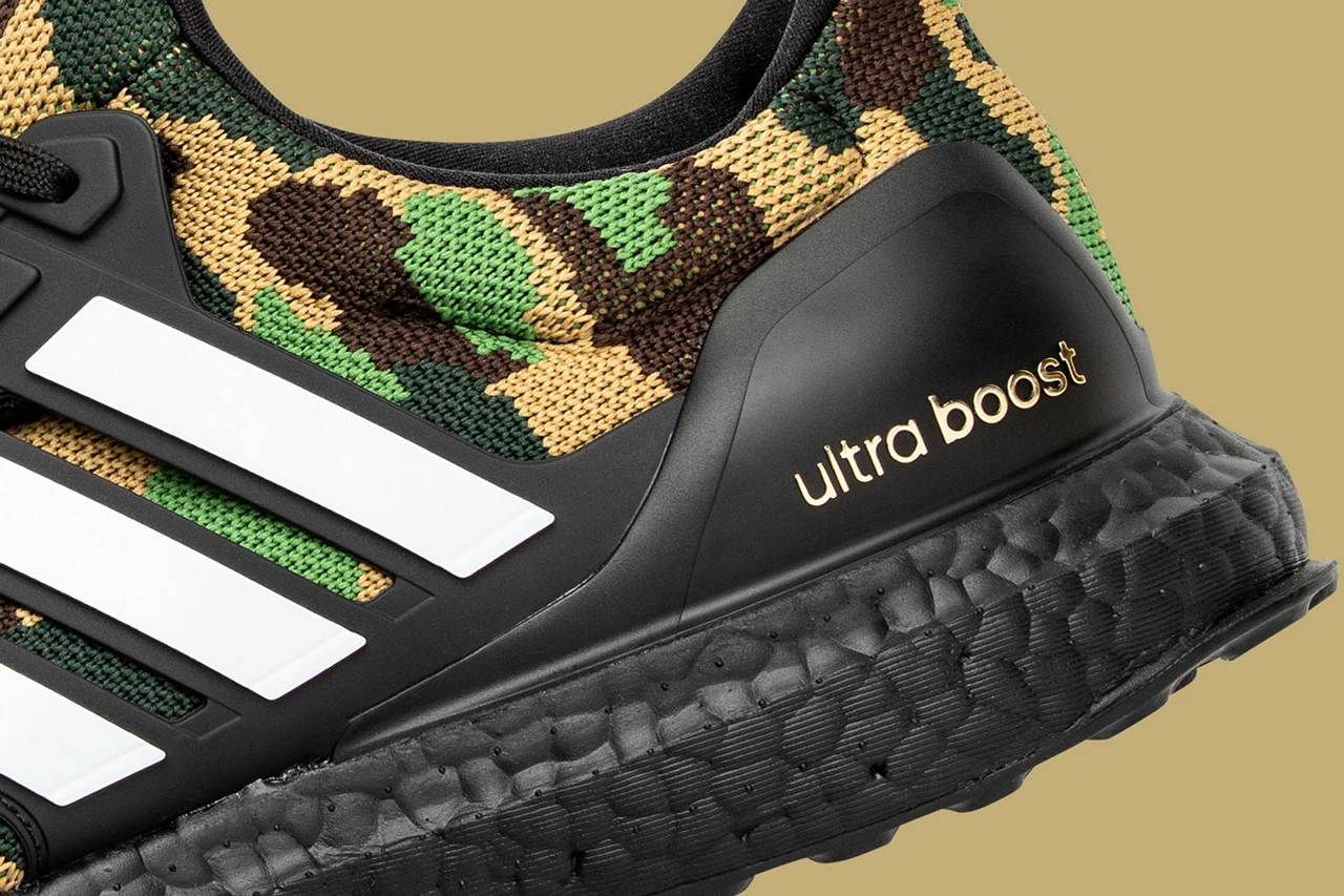 a14f37100ddb3 The official drop goes down tomorrow (February 2) over on adidas.com and  BAPE flagships globally. See pics of the entire set below