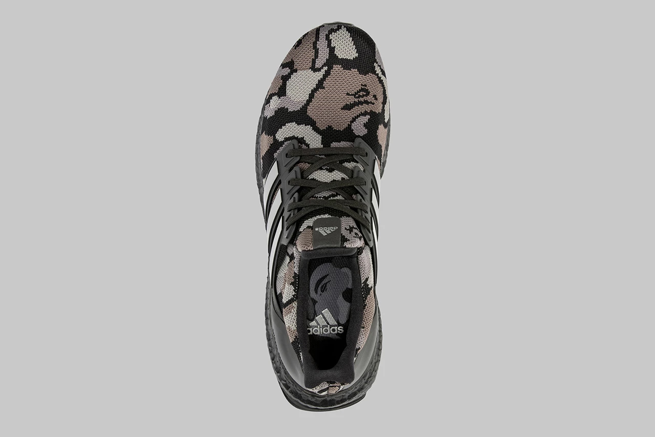 987b1fbb644 The official drop goes down tomorrow (February 2) over on adidas.com and  BAPE flagships globally. See pics of the entire set below