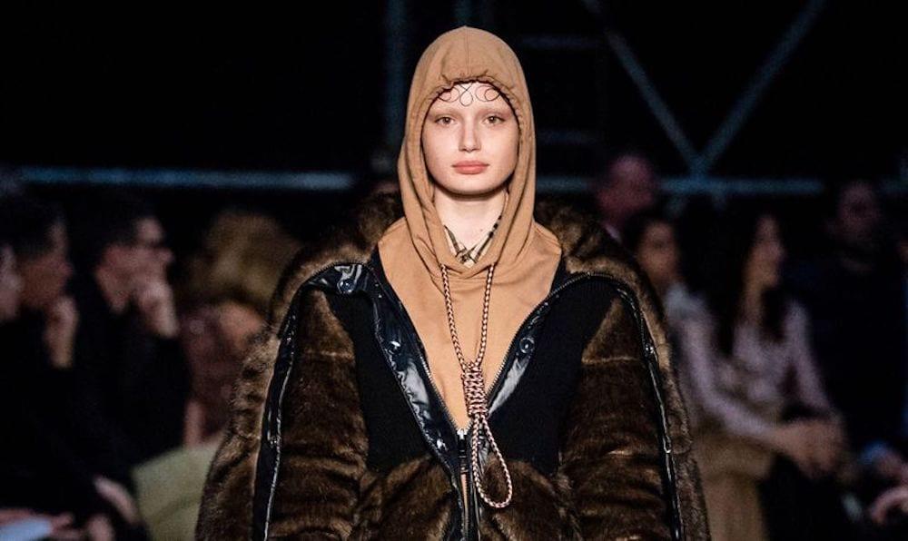 burberry fw noose hoodie scandal