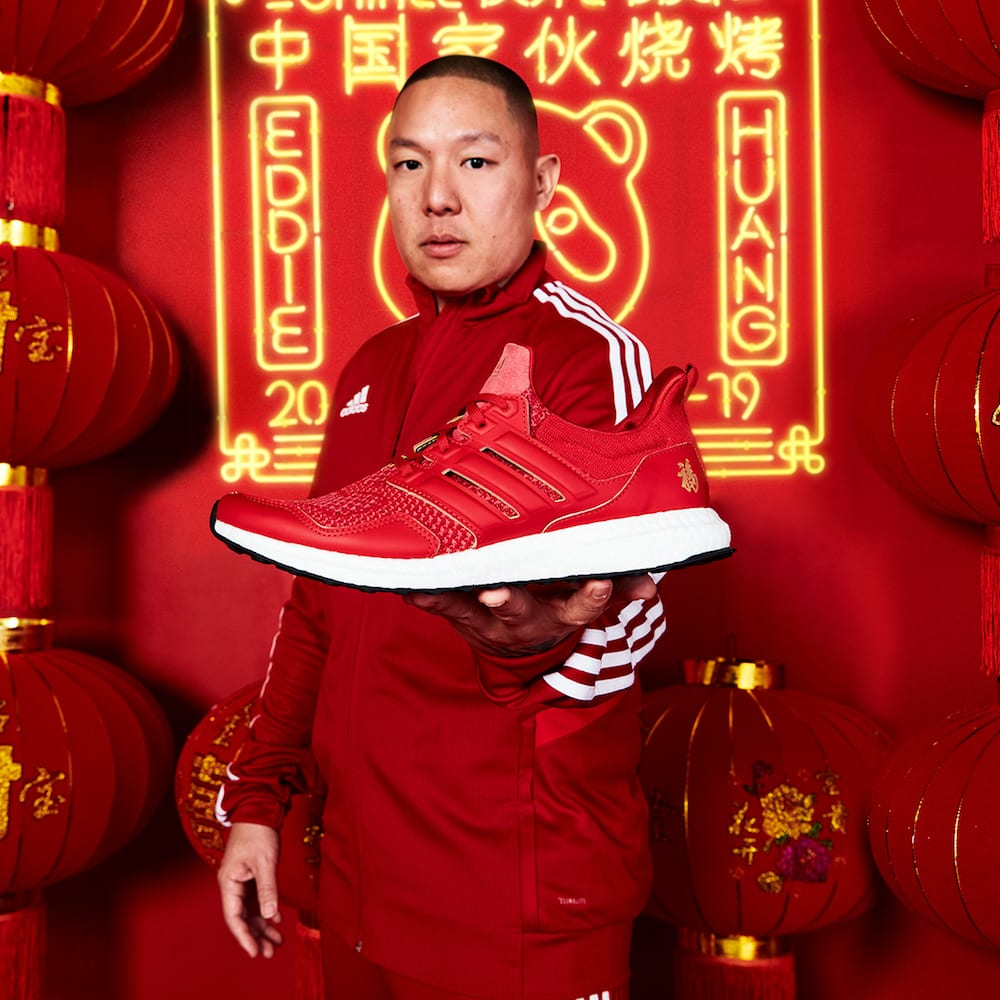 eddie huang adidas ultraboost chinese new year