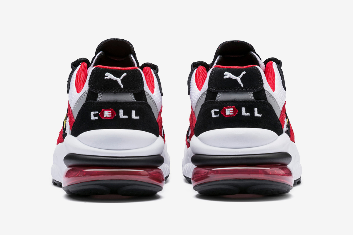 2816106e832c6 The new Ferrari x PUMA CELL Venom colorways drop on February 23 at select  PUMA retailers and online. Get a look at both below: