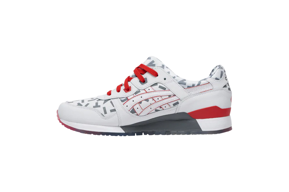 """... in the ASICS GEL-Lyte III """"G.I. Joe"""" collection designed by Anderson  Bluu right now exclusively at Foot Locker. See more pictures of the  sneakers below  54ad117dc5"""