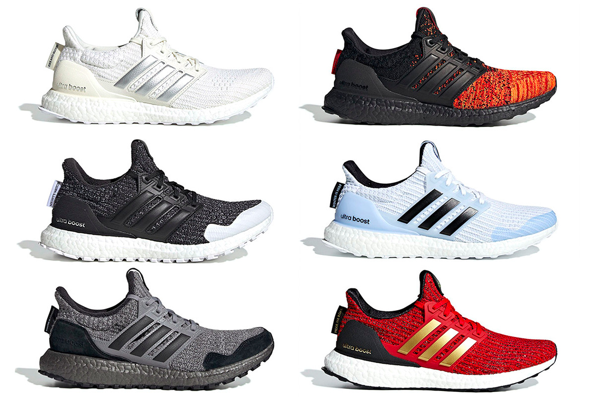 game of thrones adidas ultraboost collection