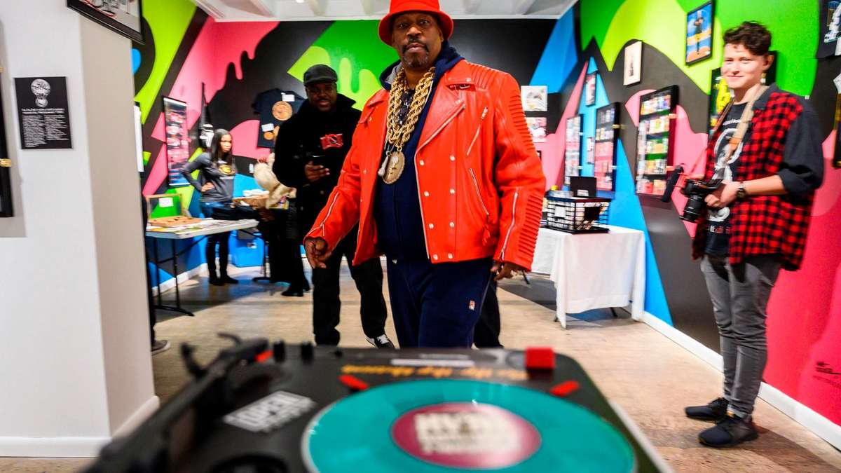 Pop-up Museum in DC Preserves Hip-Hop's History