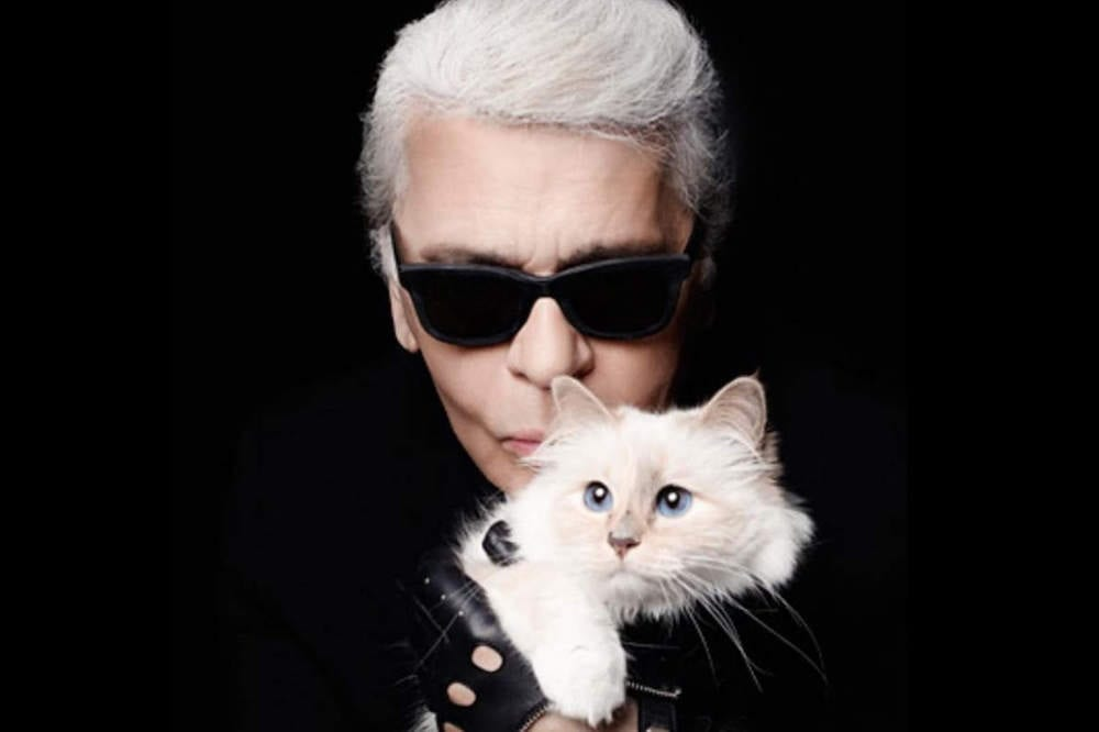 Late fashion designer, Karl Lagerfeld leaves $200m fortune to cat