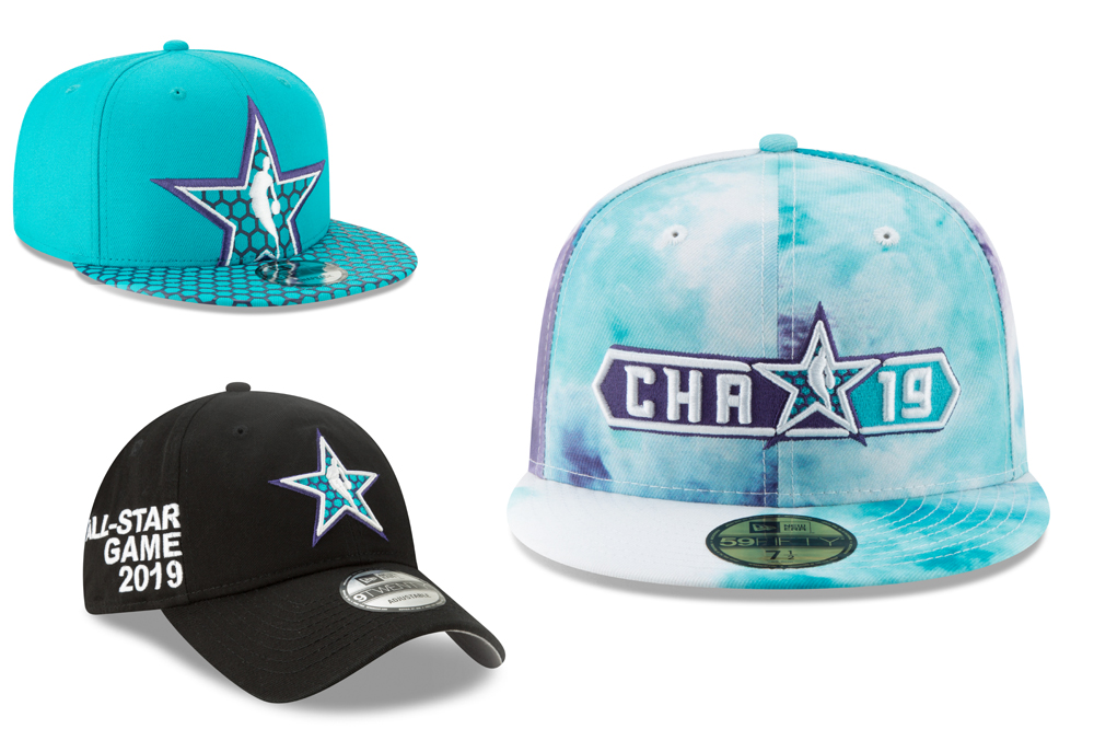 new era nba authentics nba all star game series