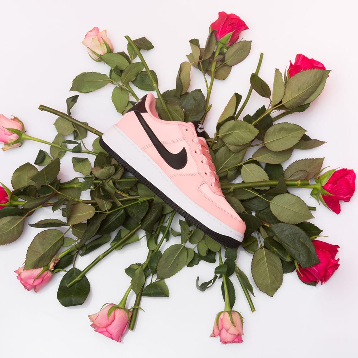 newest 7a72e dcfa6 Nike Puts Love in the Air With a Valentine s Day-Themed Air Force 1