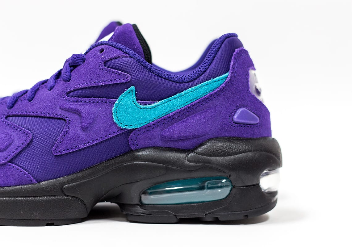 "Check for the Nike Air Max 2 Light ""Hornets"" Pack to arrive starting  February 23 9c9bd704b"