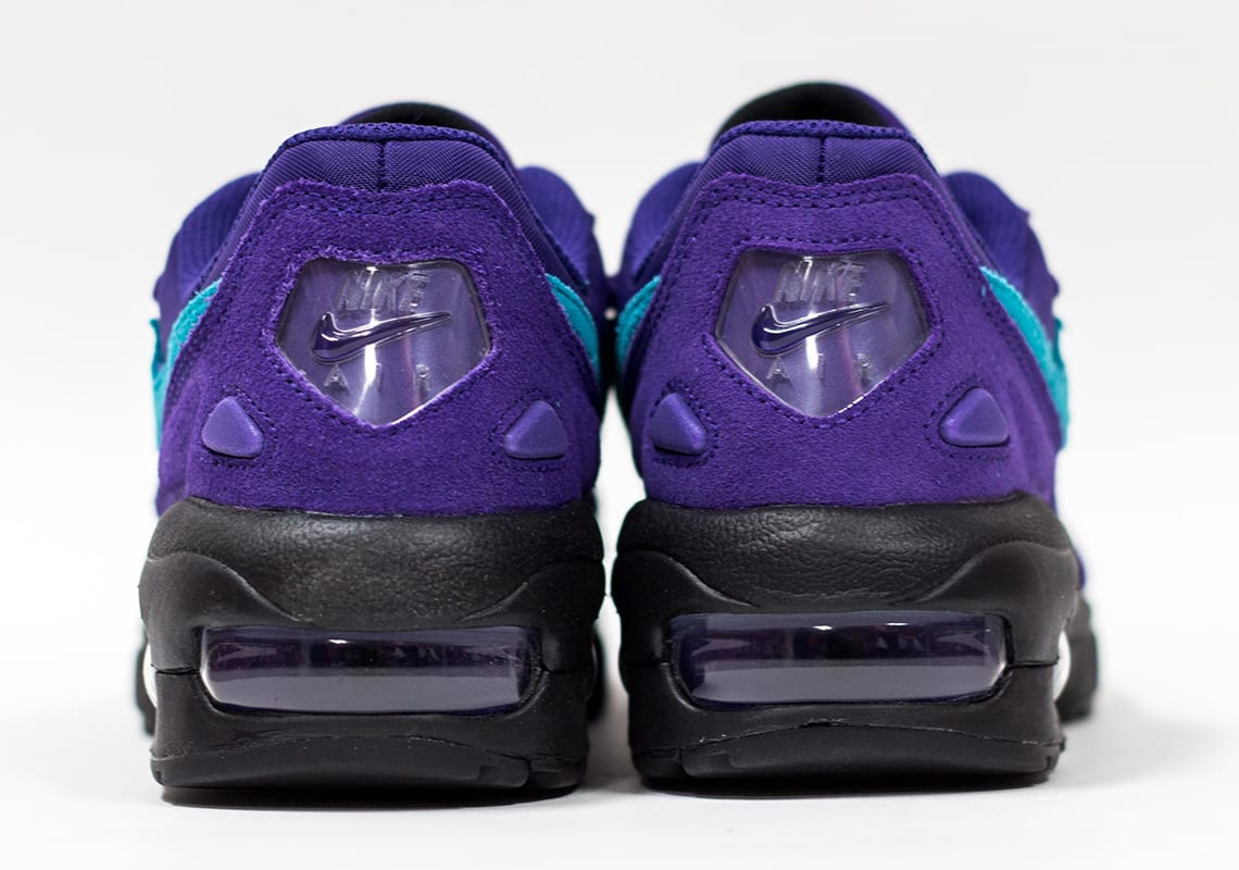"""pretty nice 72c00 dd7fd Check for the Nike Air Max 2 Light """"Hornets"""" Pack to arrive starting  February 23, with both color options retailing for  140 USD each."""