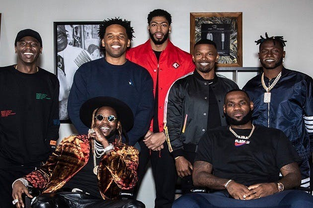 Meek Mill And 2 Chainz To Appear On LeBron James' HBO Series