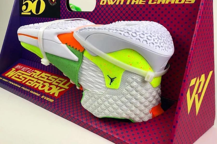 "Westbrook's Why Not Zer0.2 ""Super Soaker"" is a Dream Come ..."