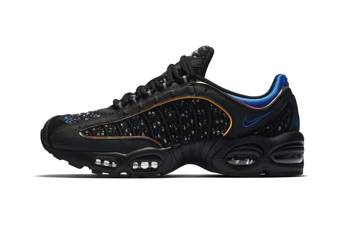 new product fb65d 7b455 More updates will arrives in the near future about pricing and release date  info surrounding the Supreme x Nike Air Max Tailwind IV pack, ...