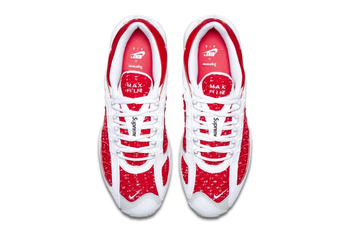 d7ee69b2c039 More updates will arrives in the near future about pricing and release date  info surrounding the Supreme x Nike Air Max Tailwind IV pack