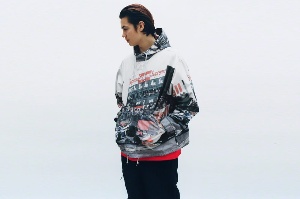 4f41779e Supreme Rolls Out Its Spring 2019 Lookbook | The Source