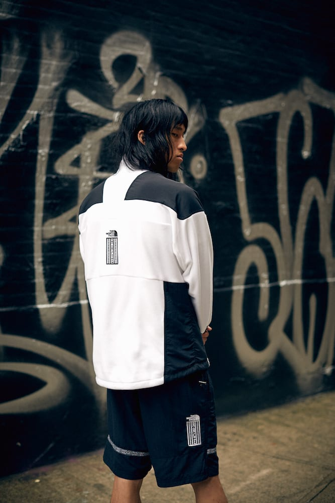 9eb7ddf12 The North Face Goes Black & White for Drop II in the '92 RAGE Collection