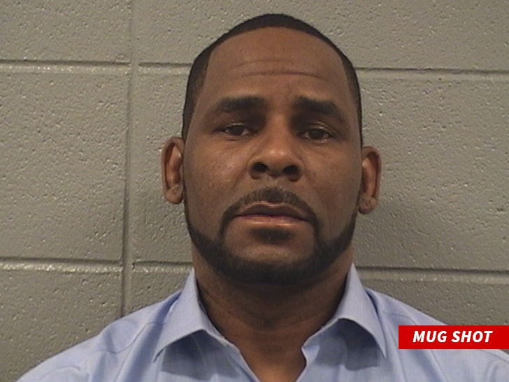New R. Kelly Allegations Surface in Detroit on the Heels of his Arrest for Child Support