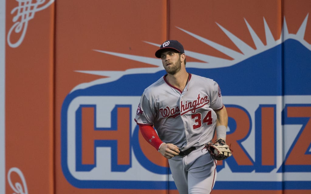 Bryce Harper Signs a 13-Year, $330 Million Dollar Deal With the Philadelphia Phillies