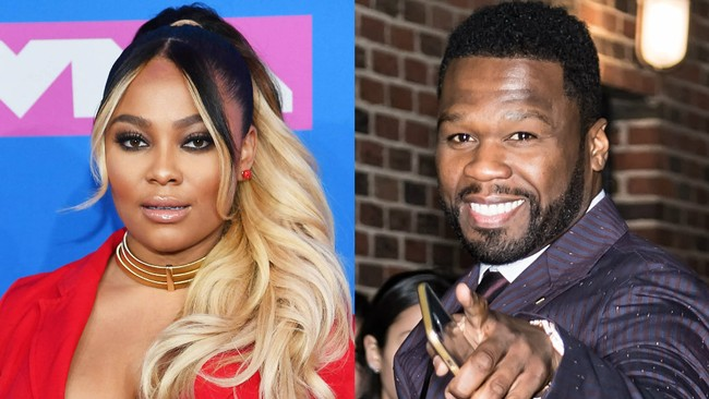 50 Cent Shares Video of Teairra Mari Getting Served Papers