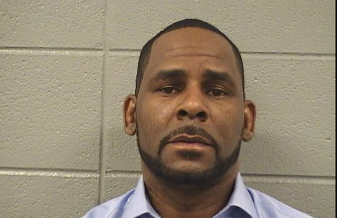 Another R. Kelly Sex Tape has Been Unearthed
