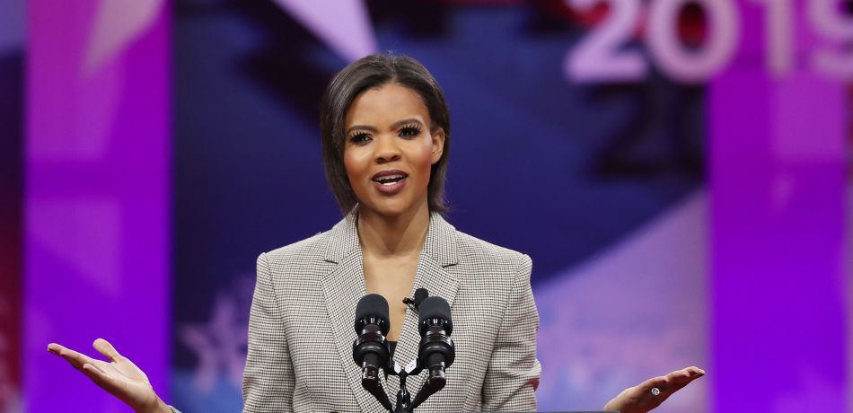 Candace Owens Calls Black Categories on UberEats, Netflix 'Segregation'