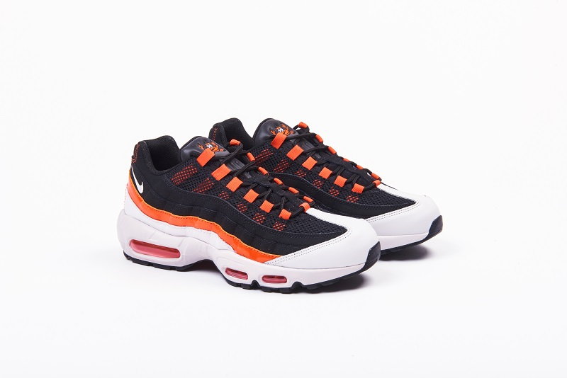 """5977b27d252 The Nike Air Max 95 """"Home & Away"""" Collection is available on March 15 for  $170 USD exclusively at Foot Locker. Get a better look below:"""