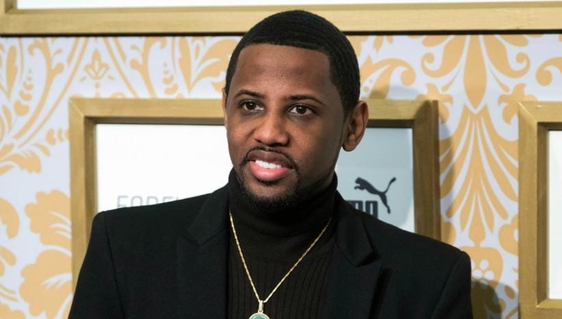 Fabolous Takes Plea Deal in Domestic Violence Case