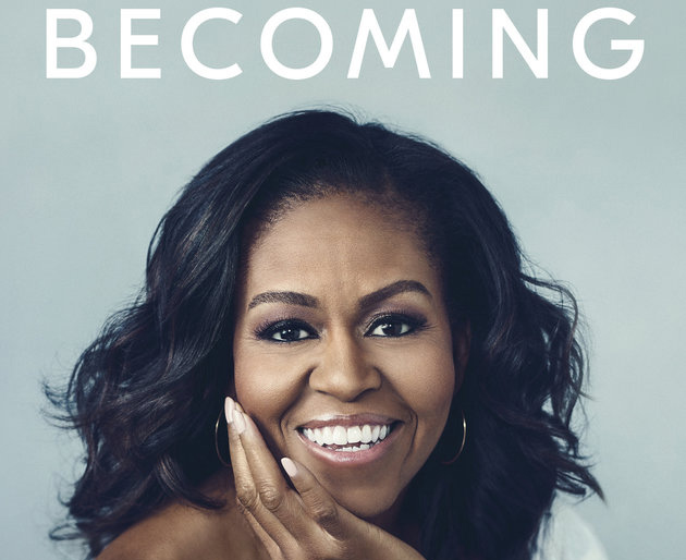 MichelleObama's'Becoming'isonTracktoBeingtheBest SellingMemoirEver