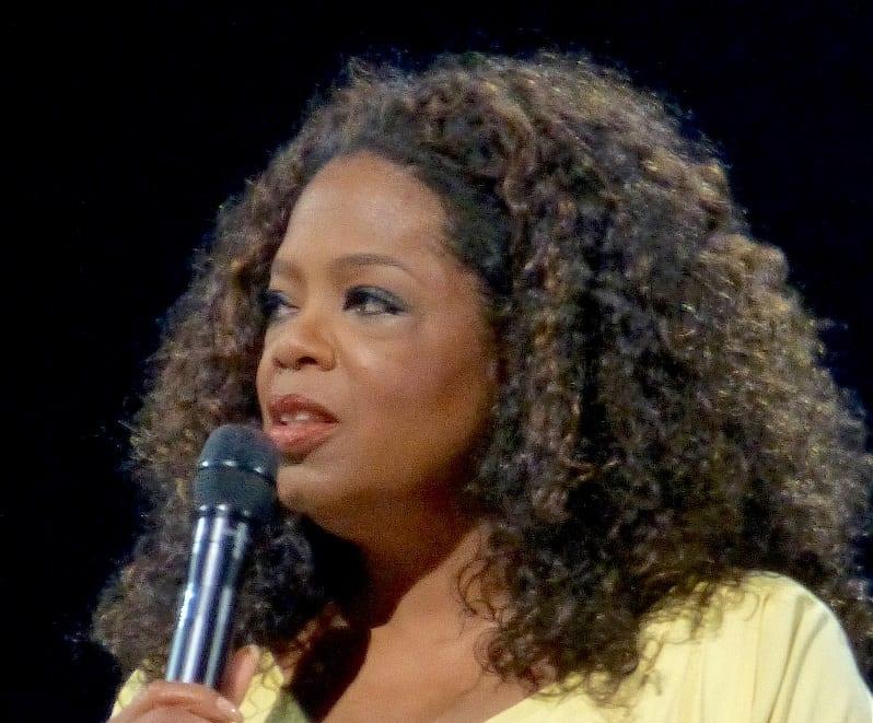 Oprah in