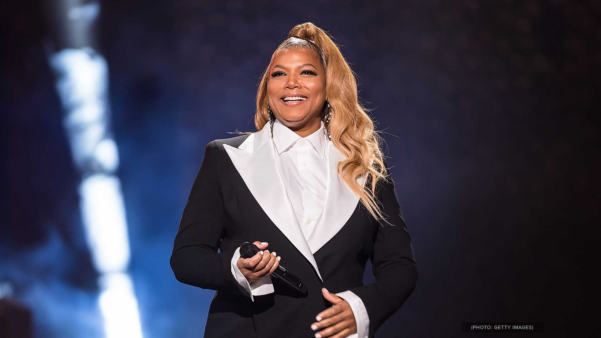 Queen Latifah Supports Jussie Smollet Amid Alleged Scandal