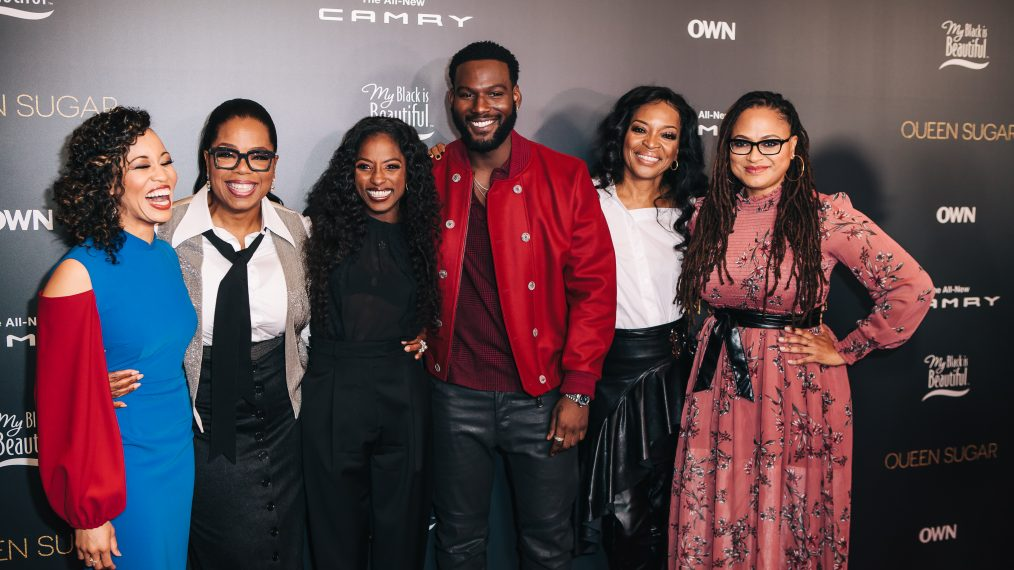 Queen Sugar Finale cast