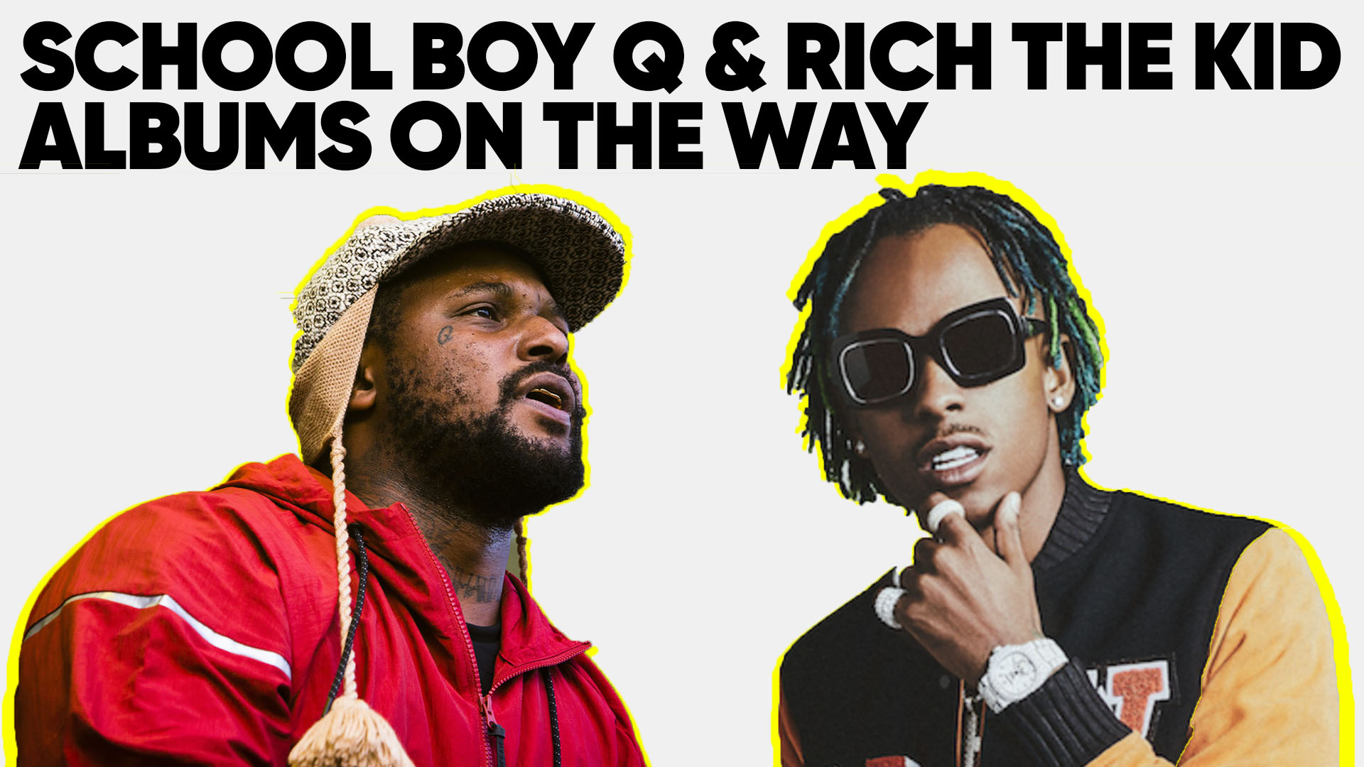 Music Fridays | ScHoolboy Q 'Numb Numb Juice' Single, Rich the Kid Reveals Album Features