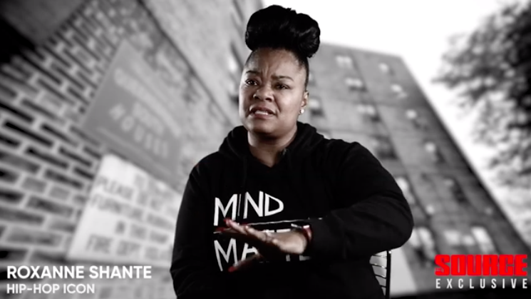 Roxanne Shante: 'Queensbridge Has A Million Dollar View'