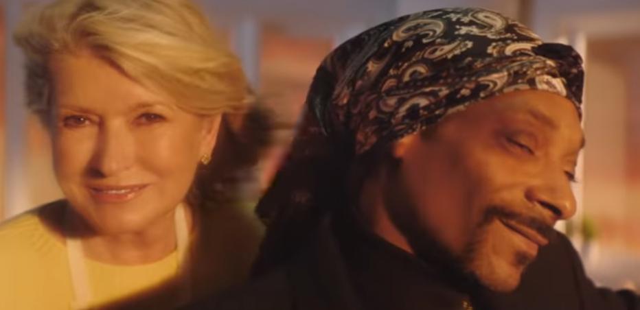 Snoop Dogg and Martha Stewart Recreate 'Titanic' Scene